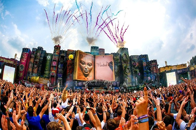 Three New Stages Revealed For Tomorrowland 2015