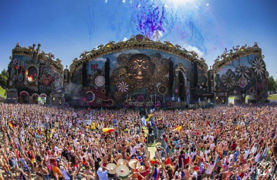 Watch The Tomorrowland 2014 Weekend Two Live Stream Right Here
