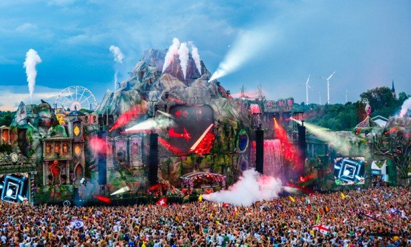 Tomorrowland Reveals Its Mainstage Lineup