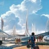 First Glimpse Of Brad Bird's Tomorrowland Reveals A Sci-Fi Utopia