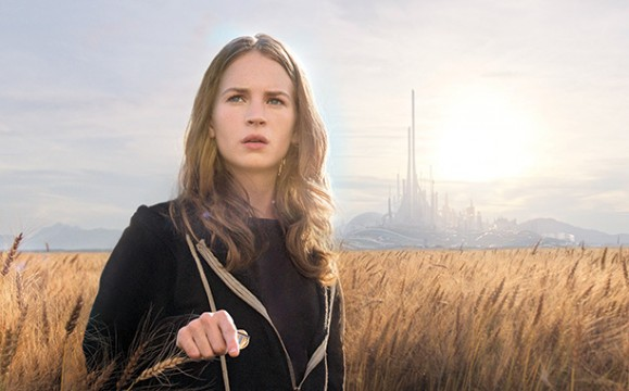 Witness The Beauty Of Tomorrowland In New Poster; Fresh Trailer To Land Monday