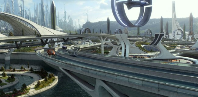 Usher In The Future With These Dazzling New Screenshots For Tomorrowland