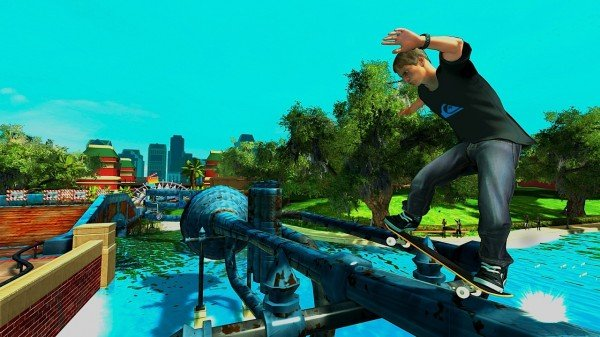 Tony Hawk Will Reveal A New Game At 2011 Spike VGAs