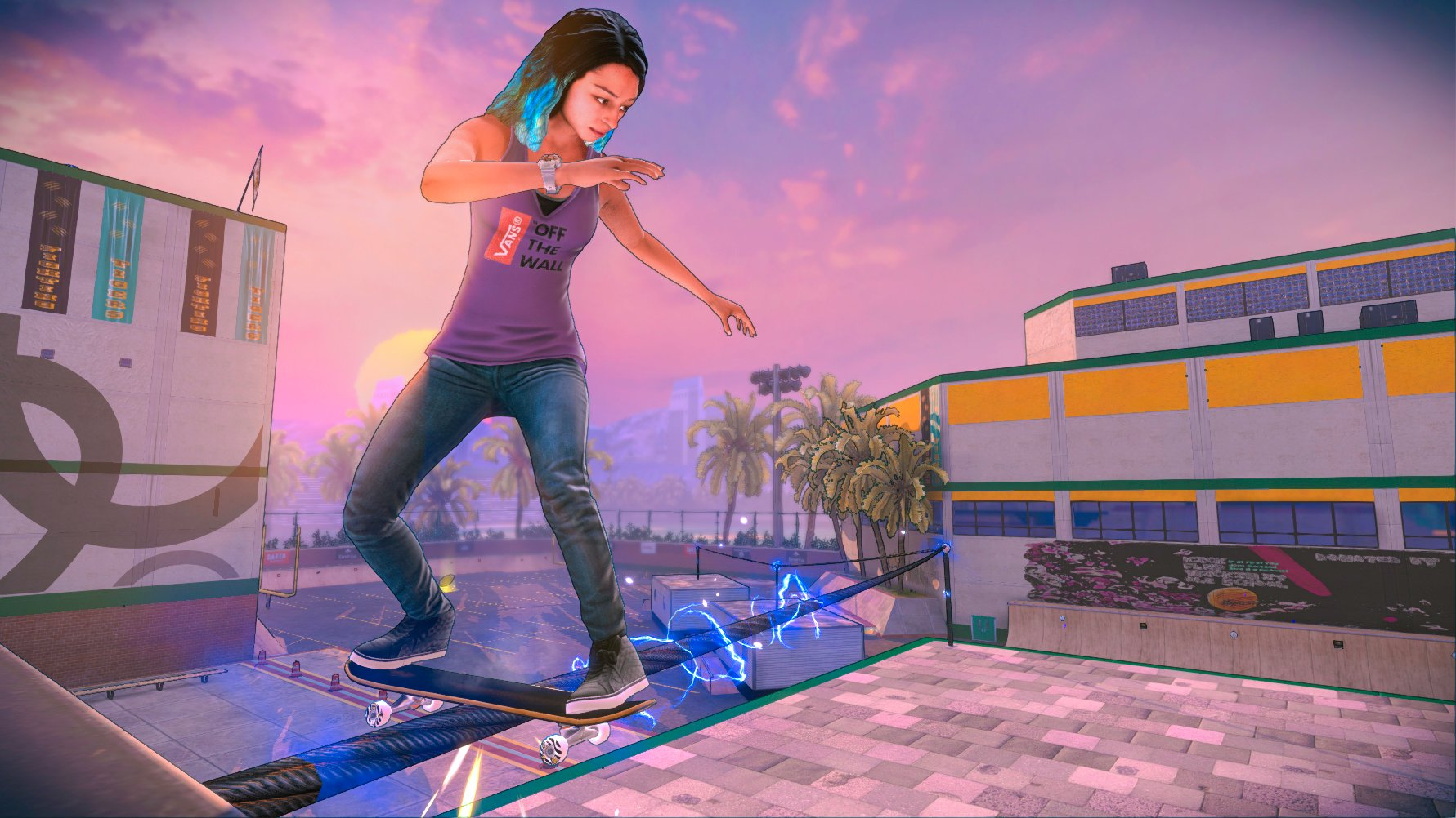 Tony Hawk's Pro Skater 5 Has Received A Cel-Shaded Makeover