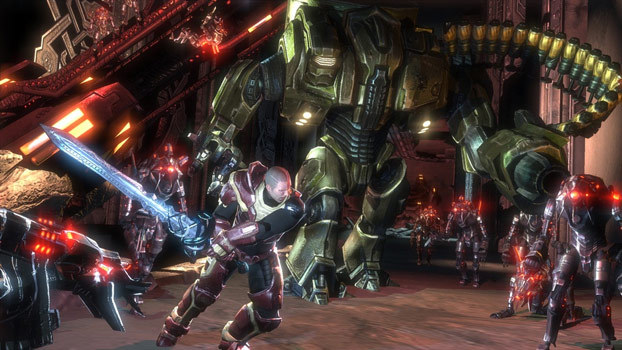 Too Human & Related DLC Pulled From Xbox Marketplace