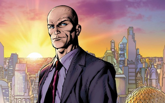 Zack Snyder Gives Man Of Steel's Lex Luthor An Interesting Description