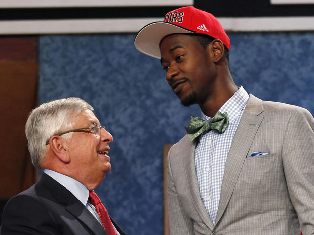Analyzing The Raptors' 2012 First Round Pick