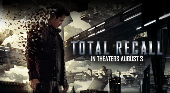 Brand New Trailer For Total Recall Remake