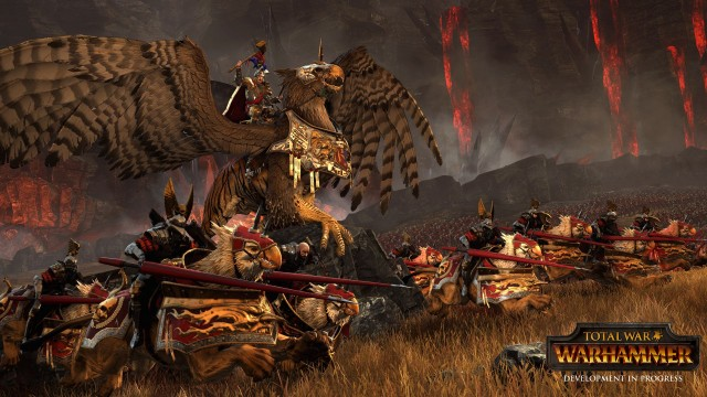 Total War: Warhammer Will Launch With Mod Support And Steam Workshop Integration