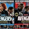 Behold The Vision In New Avengers: Age Of Ultron Featurette, Poster And Magazine Covers