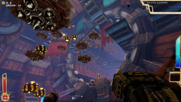 Tower Of Guns Review