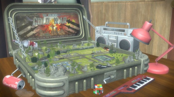 Toy Soldiers: Cold War Review