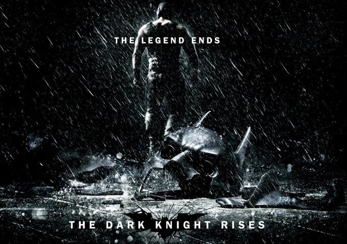 The Dark Knight Rises Trailer #2 Is Officially Here