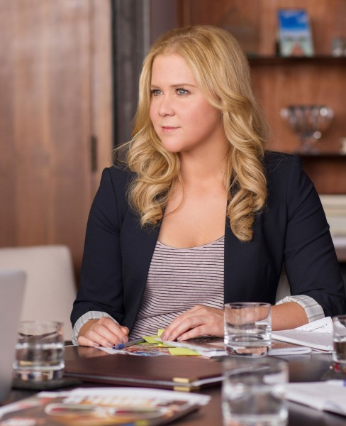 Amy Schumer And Bill Hader Star As The Unlikely Couple In New Screens For Judd Apatow's Trainwreck