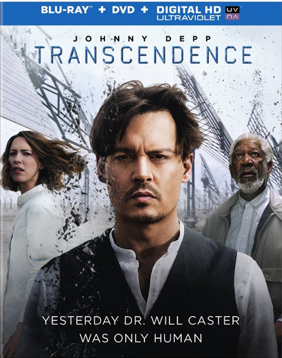 Transcendence Blu-Ray Review
