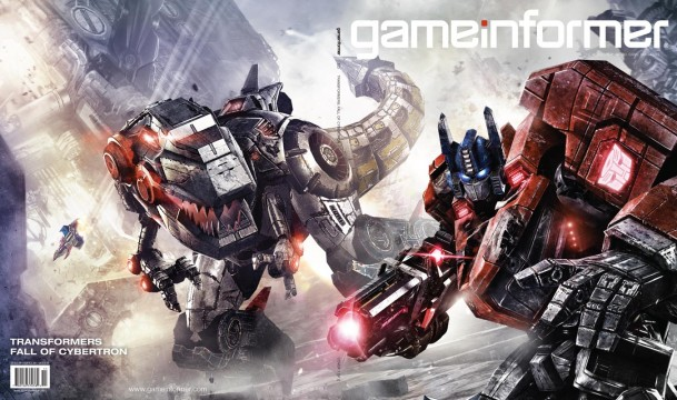 Transformers: Fall Of Cybertron Announced, Features Dinobots
