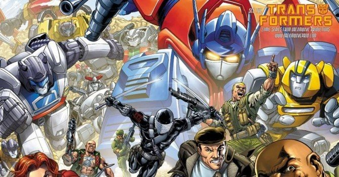 Transformers & GI Joe Crossover Movie Unlikely To Happen