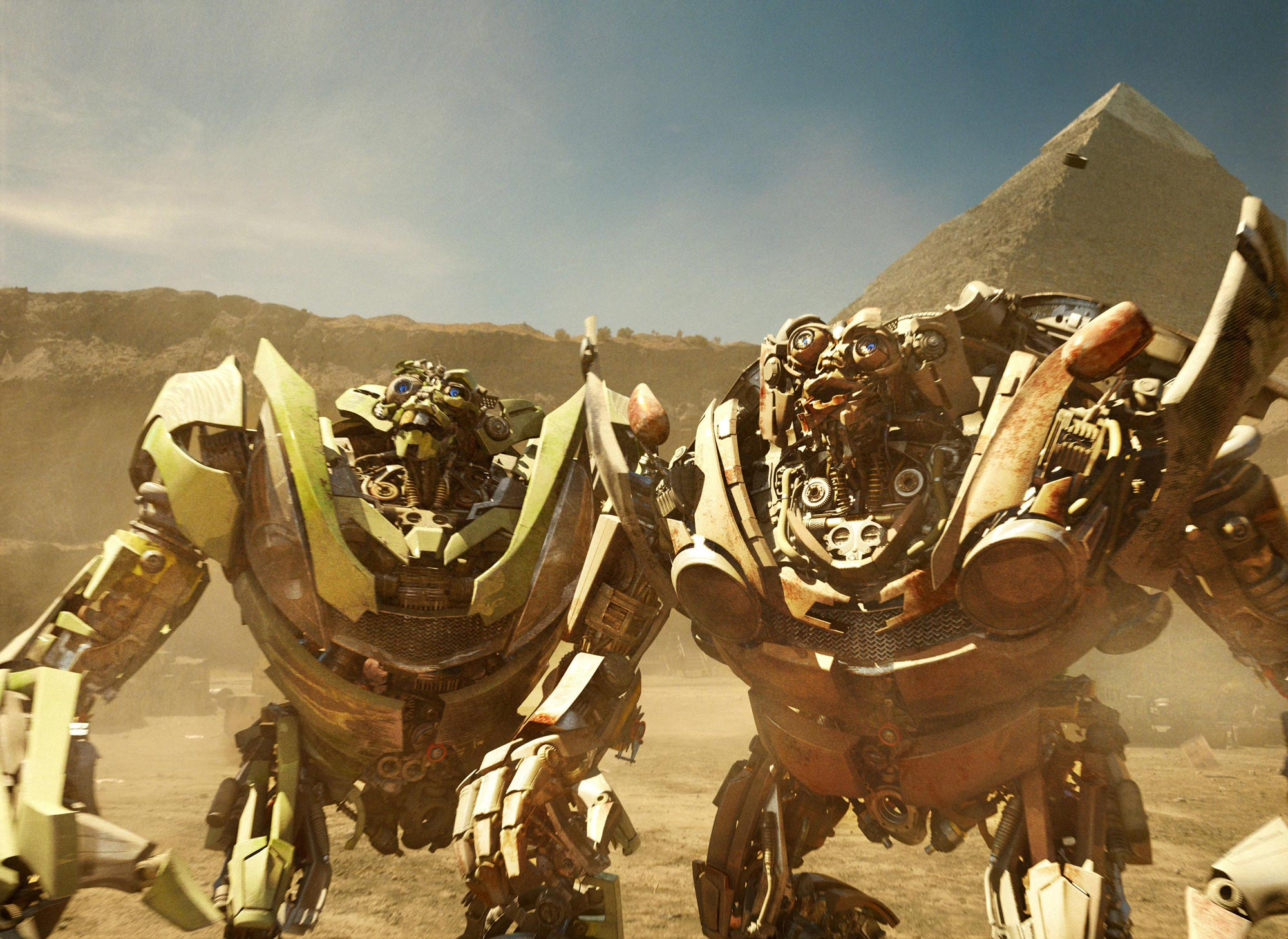 Bad Movies: Transformers: Revenge Of The Fallen
