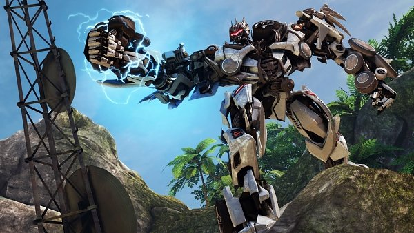 Transformers: Dark of the Moon Video Game Review