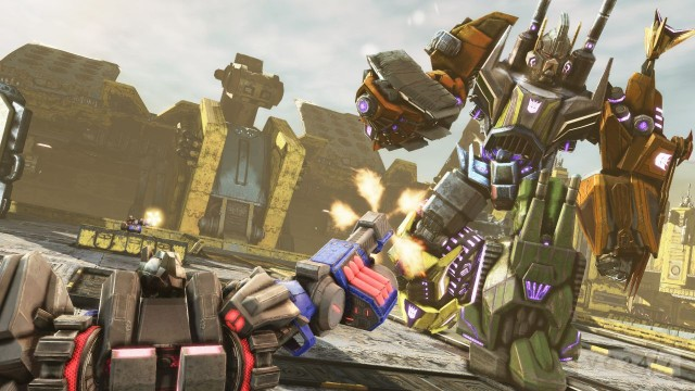 Transformers: Fall Of Cybertron Heads To Xbox One And PS4 Tomorrow