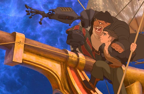 treasure planet Top 10 Disney Worlds Kingdom Hearts Should Visit