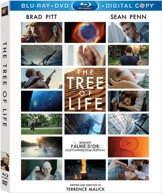 The Tree Of Life Blu-Ray Review
