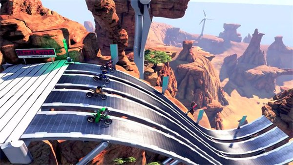 New Trials Fusion Trailer Showcases Multiplayer
