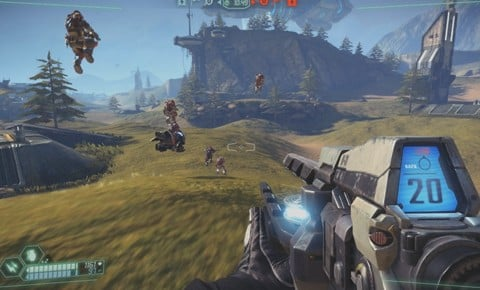 Tribes Ascend Available For Free On Steam