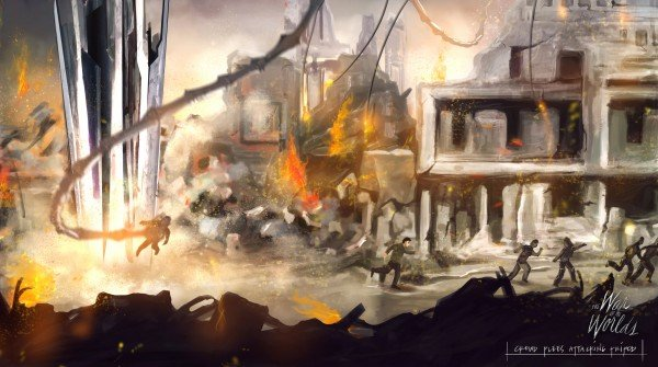 The War Of The Worlds Will Be Upon Us On October 26 Via XBLA