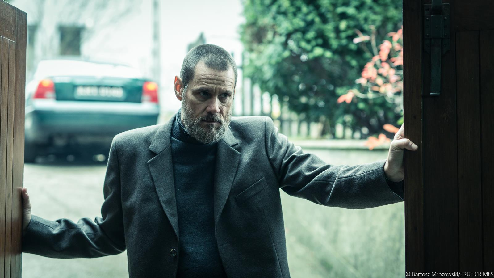 Jim Carrey Swaps Laughs For Thrills In First Images For Polish Drama True Crimes