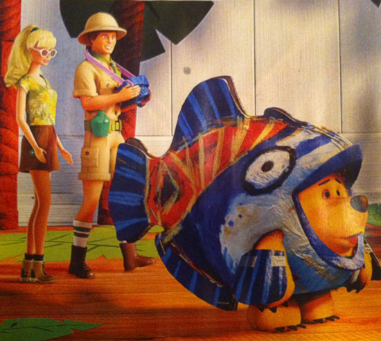 First Images Released Of New Toy Story Short