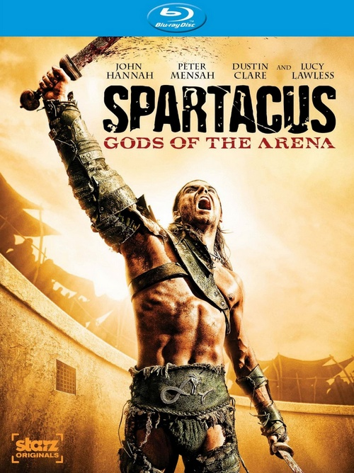 Spartacus: Gods Of The Arena Blu-Ray Review