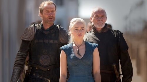 "Game Of Thrones Review: ""Walk Of Punishment"" (Season 3, Episode 3)"