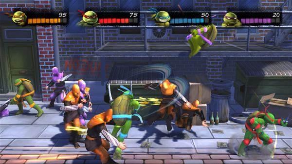 Turtles, Croft And A Comic Jumper Highlight XBOX Live Sales
