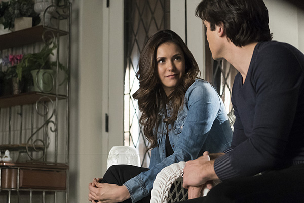"The Vampire Diaries Review: ""Because"" (Season 6, Episode 19)"
