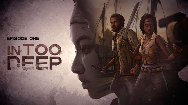 The Walking Dead: Michonne Episode 1 - In Too Deep Review