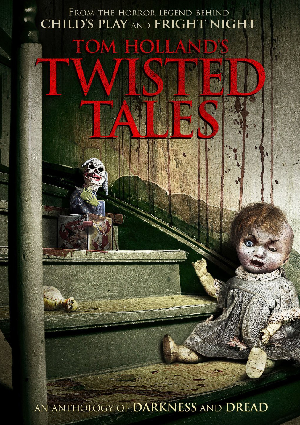 Tom Holland's Twisted Tales Review