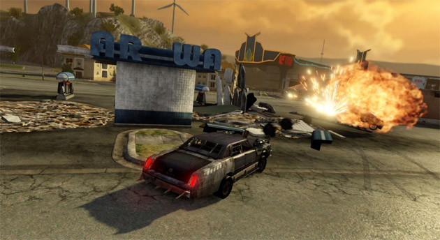 Twisted Metal Multiplayer Demo Coming To PSN January 31st