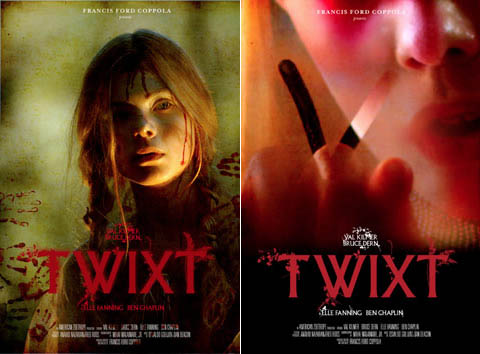 New Posters For Francis Ford Coppola's Twixt