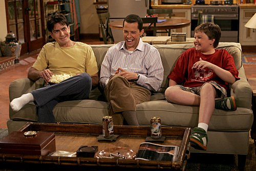 Chuck Lorre Planning Two And A Half Men Reboot Without Charlie Sheen