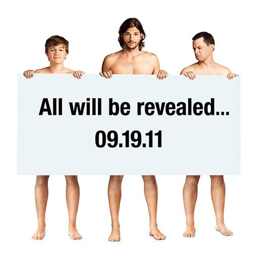 Poster Unveiled For New Season Of Two And A Half Men