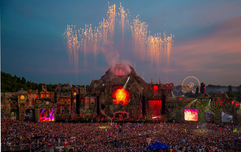 TomorrowWorld Reveals Their Main Stage, And It Is Absolutely Incredible