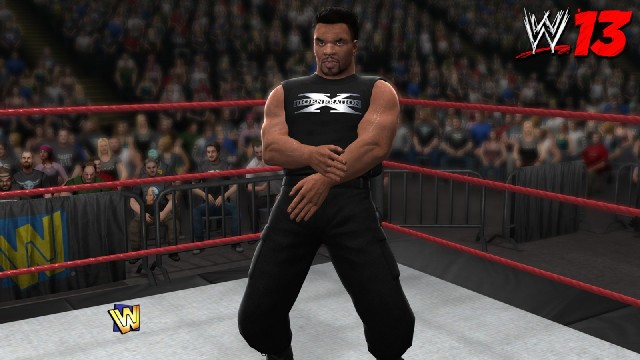 Mike Tyson Joins WWE '13
