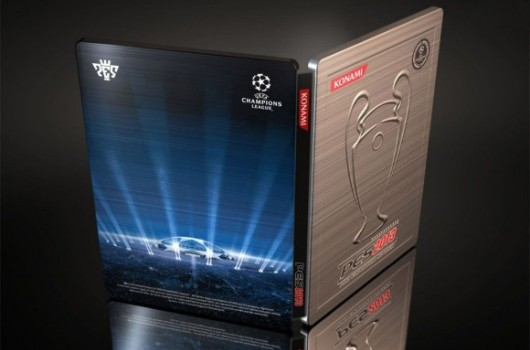 Pre-Order Pro Evolution Soccer 2013 Through Gamestop And You'll Receive One Of These Fancy Steelbooks