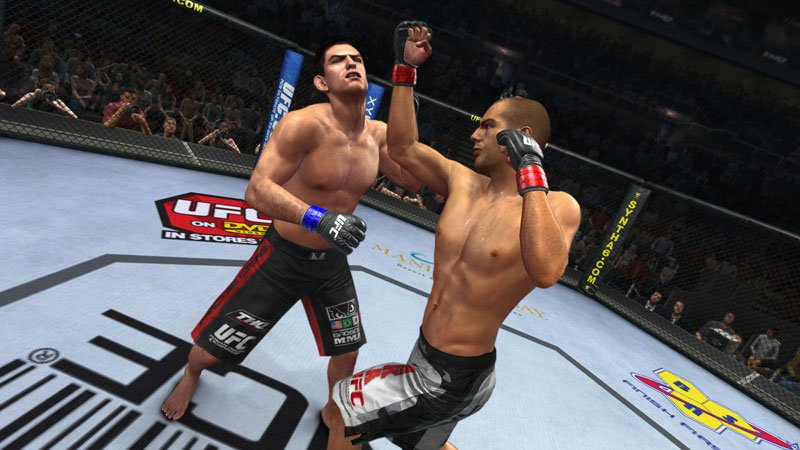 THQ Will Maintain Exclusive UFC License Until 2018