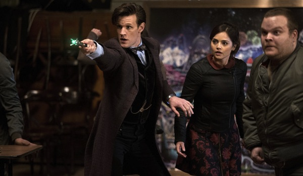 doctor who nightmare in silver