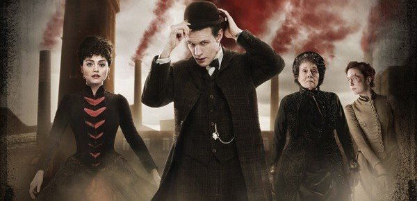 """Doctor Who Review: """"The Crimson Horror"""" (Series 7, Episode 12)"""