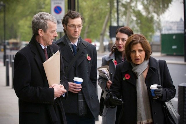 uktv the thick of it s4 21 The Top 20 Shows Of 2012 (#20 11)