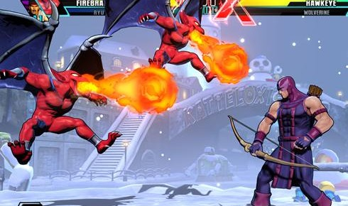 Ultimate Marvel vs. Capcom 3 Revealed With Full Roster