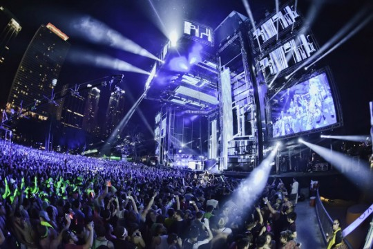 Listen To Some Of The Live Sets From Ultra Music Festival Europe 2014